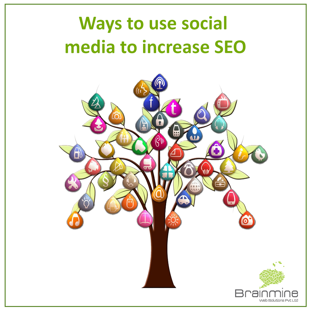 Ways to use social media to increase SEO